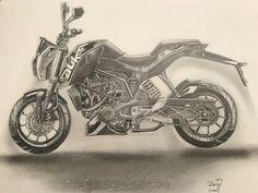 Duke by DaisyPearl7 #motorbike #carvão #daisy #desenho #drawing #graffite #graphite #hiperrealista #hiperrealistic #pearl #pencil #pencildrawing #portrait #portraitdrawing #motorizada #moto #velocidade #speed #painting #wheels #motorsports #motorcycle #duke #hiperrealism #realisticdrawing #realistic
