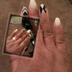 had to try it My Nails, Polaroid Film