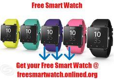 Free Smart Watch - Get your Free Smart Watch in here #freesmartwatch #freewatch ====>>>
