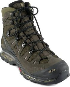 My boots except mine are orange. Salomon Quest 4D GTX Hiking Boots - Men\'s