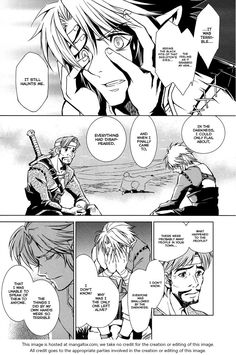 A manga adaption of the original video game. Link, a shepherd from Ordon…