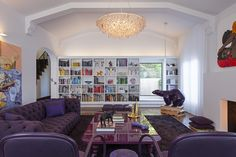 Living room for house in los Feliz © ghislaine viñas interior design_losfeliz.8.jpg Architecture by Chet Callahan