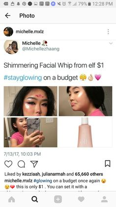 Makeup Dupes, Skin Makeup, Beauty Makeup, Makeup Products, Makeup Rooms, Girl Tips, Vegan Beauty, Facial Care, Makeup Videos