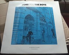 VARIOUS JOBS FOR THE BOYS 1984 NATALIE RECORDS LIE 1 A1 B1 NEAR MINT CONDITION