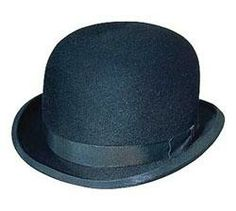 Go-British  this Lock   co. town coke bowler hat is the quintessential  headgear that will have all eyes on you - and heads bowed in approval. 8cbf691c62e6