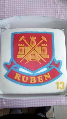 Westham United cake