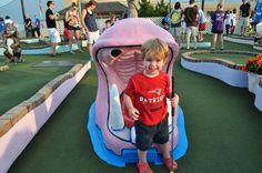 Mini Golf Hippo