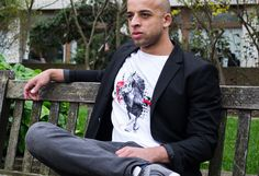 Simba. Men's t-shirt. oneiroiapparel.com