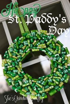 104 best St. Patricks Day Decorations!! images on Pinterest ...