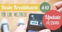 + Update 11/16 + DKB hat Konditionen geändert: Welche Alternativen gibtes?Worauf kommt es bei Kreditkarten für eine Weltreise an? Unser Vergleich: