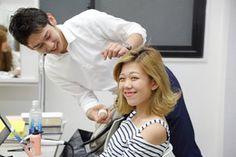 【ヴィーナスアカデミー】ビューティコンプレックス授業・株式会社アリミノさんから学ぶヘアケア