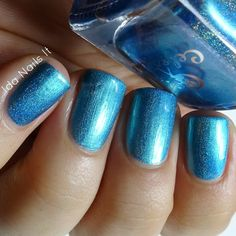 Ida Nails It: Celestial Cosmetics The Santamental Collection plus Oct, Nov, Dec, and Christmas LEs: Swatches and Review Swatch, December, Polish, Cosmetics, Celestial, Nails, Christmas, Beauty, Collection