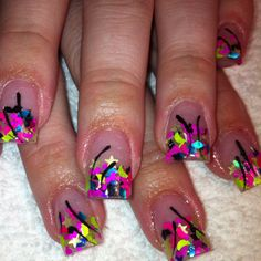 EDC nails