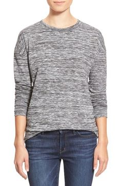 Stem Space Dye Sweatshirt available at #Nordstrom