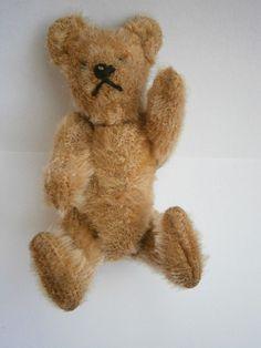 Antique Miniature Steiff Bear from 1920-30
