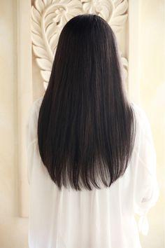 ナチュラルロングストレート   茅ヶ崎・辻堂の美容室 ANT'S Hair and Resort 辻堂本店のヘアスタイル   Rasysa(らしさ)