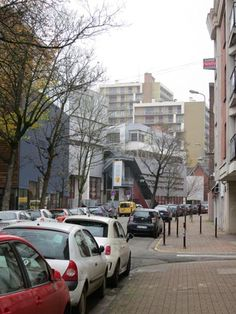 Neighborhood of IESEG School of Management-LILLE CAMPUS, France