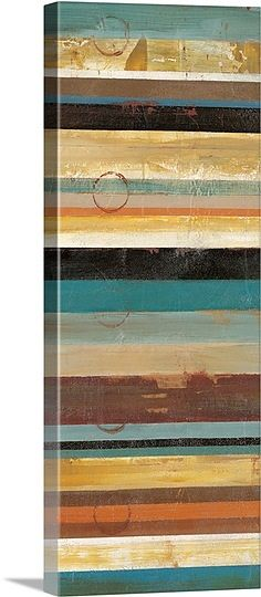 Stripes Panel I mini