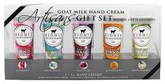 Dionis Goat Milk Hand Cream Artisans Holiday Gift Set ** Learn more by visiting the image link.