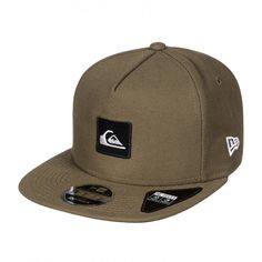 QUIKSILVER NEWERA CAP