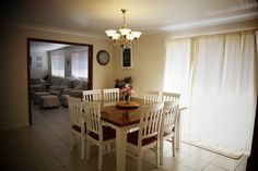 DIY, French country, Dining room, kitchen table, chairs, paint, how to