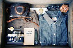 Men's Travel Fashion