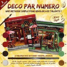 Pintura con números adulto - Tiendas parisinas - Fotografía n°1