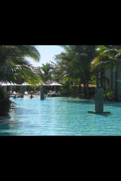 Sea temple resort, Port Douglas