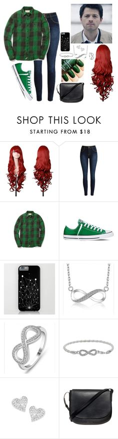 """Movie Date with Castiel (Requested)"" by swallowed-by-the-universe ❤ liked on Polyvore featuring Converse, Malin + Mila, Vivienne Westwood, Mansur Gavriel and xxUniverseFashionxx"