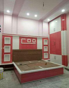Beautiful Bed Designs, Simple Bed Designs, Double Bed Designs, Box Bed Design, Bed Back Design, Bedroom Cupboard Designs, Bedroom Closet Design, Modern Bedroom Furniture, Modern Bedroom Design