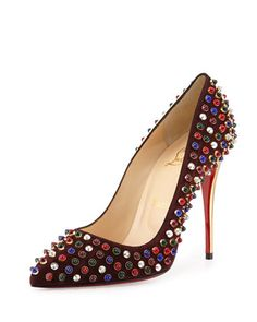 red soul shoes for men - Lady Cabo 150mm Black Ring Lizard | Christian Louboutin ...