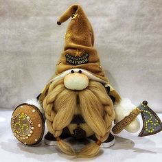 - Holiday wreaths christmas,Holiday crafts for kids to make,Holiday cookies christmas, Clay Christmas Decorations, Fabric Christmas Trees, Christmas Gnome, Hobbies And Crafts, Arts And Crafts, Diy Birthday Gifts For Dad, Gnome Ornaments, Scandinavian Gnomes, Theme Noel
