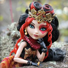 Flickr Search: ever after high Lizzie Hearts | Flickr - Photo Sharing!