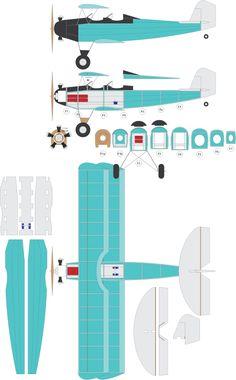 Consolidated Fleet Biplane