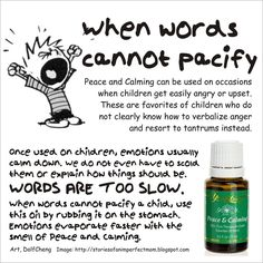 Young Living Essential Oil: Peace & Calming