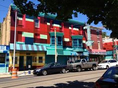 Philly Painting 1 (philadelphia mural arts program)