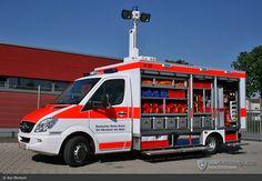 Einsatzfahrzeug: Rotkreuz Main-Taunus 04/96 - BOS-Fahrzeuge - Einsatzfahrzeuge und Wachen weltweit