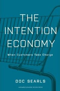 "@dsearls - Author of ""The Intention Economy: What Happens When Customers Get Real Power"" - 10000 Kred Influence Points - Publishing Community"