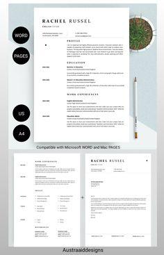Resume Cover Letter Template, Cover Letter Format, Letter Templates, Resume Templates, Resume Cv, Resume Design, Free Resume, Modern Cv Template, Application Letters