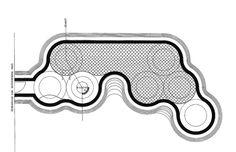 Josef Lackner, Grottenbad Flora, Grundriss Flora, Innsbruck, Bad, How To Plan, Floor Layout, Thoughts, Architecture, Plants