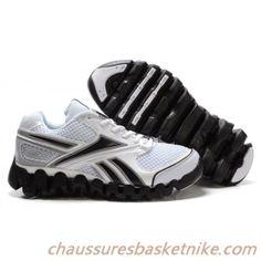 Reebok Zig chaussures hommes de carburant de course en blanc   noir Shoes  2016, Shoes 6673e27ab7ad