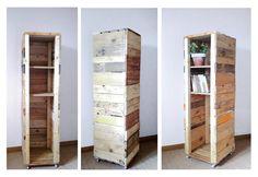 Muebles ecológicos con arte y diseño - Arte reciclaje