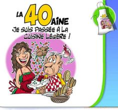 Coussin Anniversaire 40 Ans Femme Humour Birthday Happy