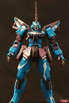 GUNDAM GUY: HG 1/144 Gundam Astray Hildebrandt - Custom Build