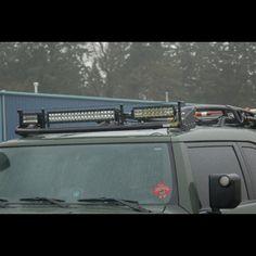 Metal Tech FJ Cruiser Light Bar 2007-2014 [MT-GSJ-6000] - $249.95 : Pure FJ Cruiser Accessories, Parts and Accessories for your Toyota FJ Cruiser