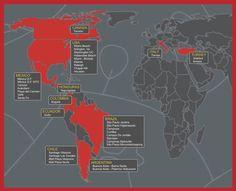 Piola around the world..