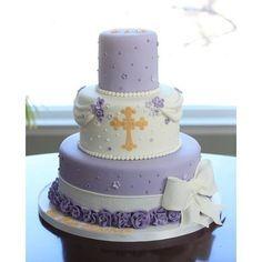 pastel para primera comunión25