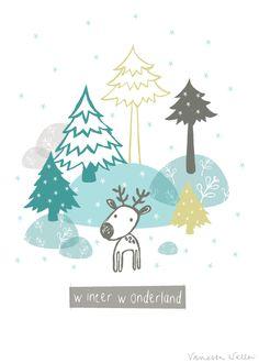 winter wonderland by Vanessa Waller
