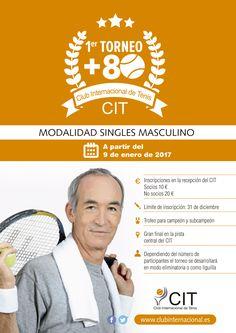 1er Torneo +80 Club Internacional de Tenis