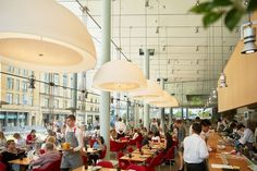 Unled And Studio Cafe Whitney Museum Of American Art Http Deconewyork